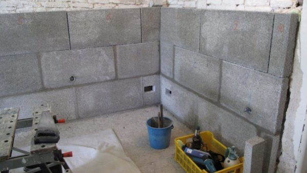 Zateplení vnitřní vlhké stěny